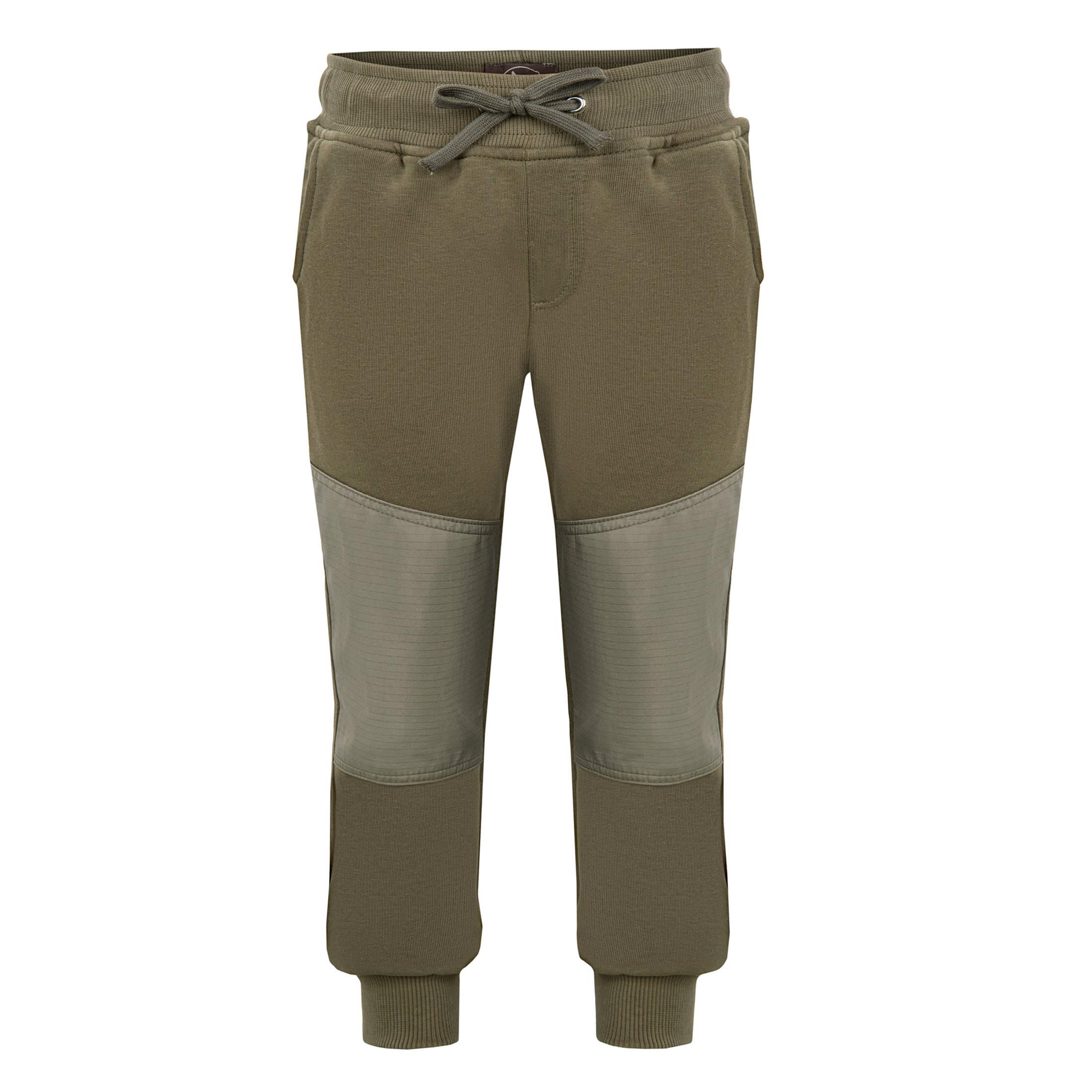 0f0efb07 Dziecięce spodnie dresowe moro