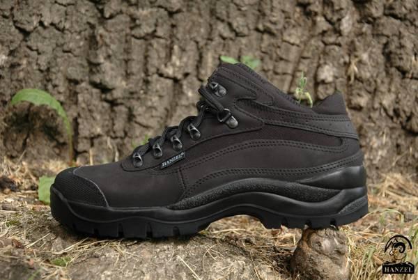 125c7b8f Trekkingowe buty Hanzel G034 Trail czarne